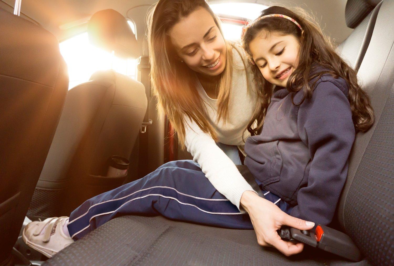 Seguridad vial para niños 2